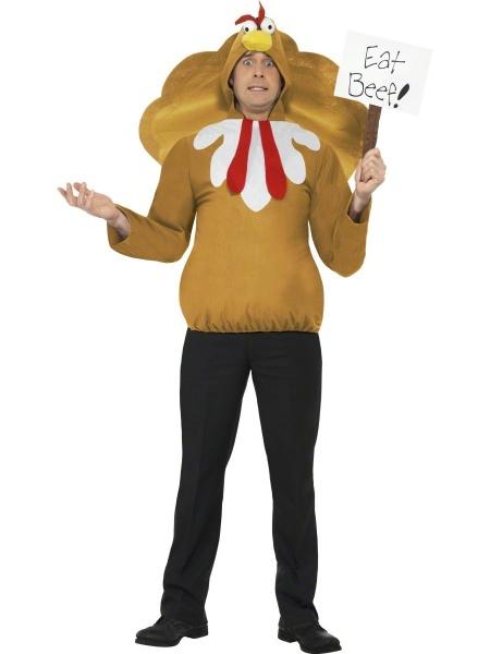 c4bae285465 Kostým Vtipný Krocan - Půjčovna kostýmů Praha