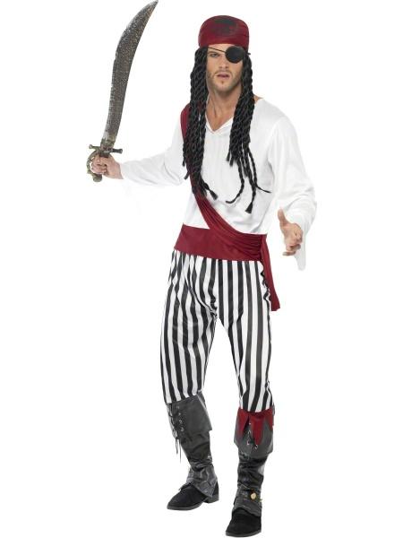 Kostým Divoký Pirát - Půjčovna kostýmů Praha 468d26af883