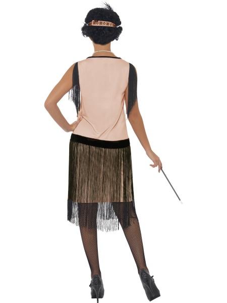 324c6088aedb Chystáte se na párty či svatbu ve stylu 20. let  Vyražte v tomo kostýmu z  naší půjčovny! Kostým obsahuje šaty