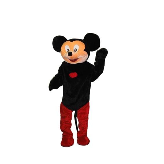 Maskot Mickey Mouse - Půjčovna kostýmů Praha 172fc36ba6a
