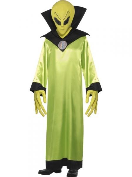 d2f472f964e Naše půjčovna kostýmů pro Vás připravila luxusní vesmírný kostým UFO